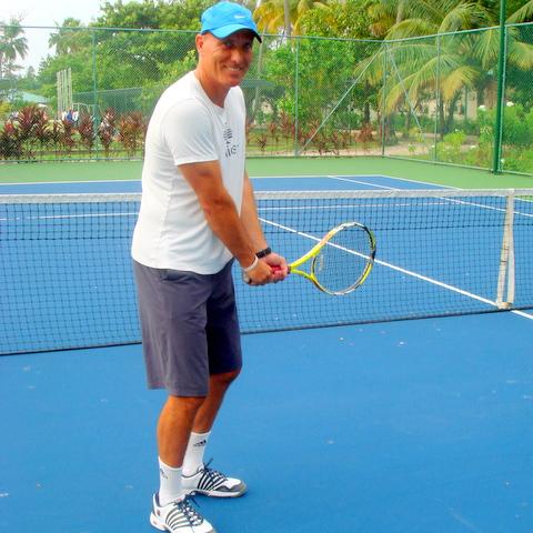 Coach, Alistair Black