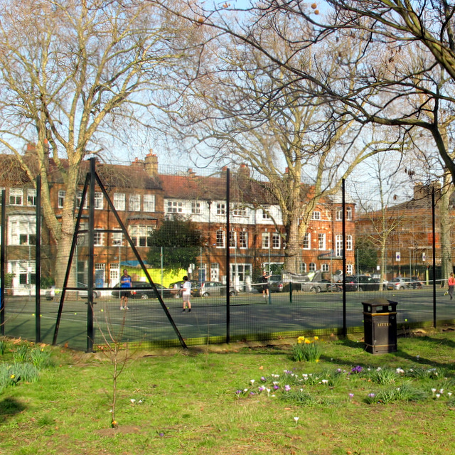 Brook Green Tennis Courts