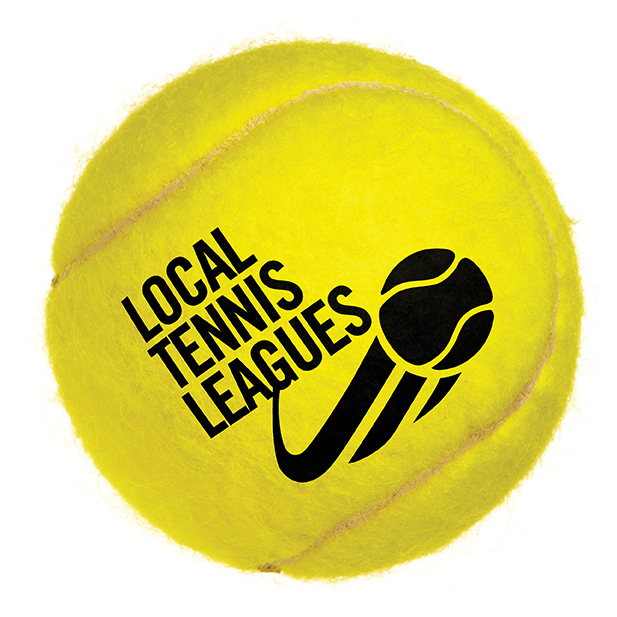 The Local Tennis Leagues Logo