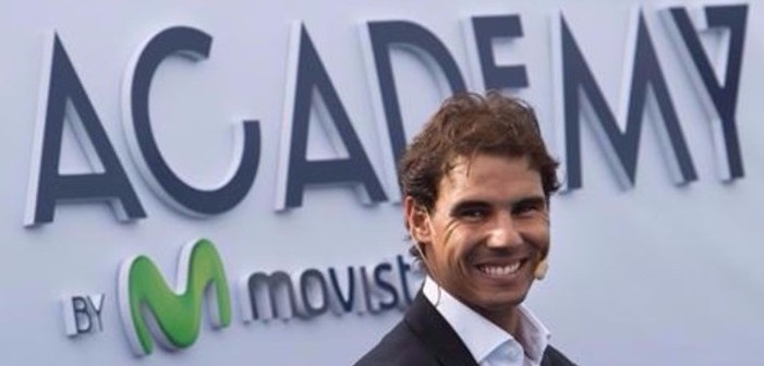 Rafa Nadal Academy by Movistar