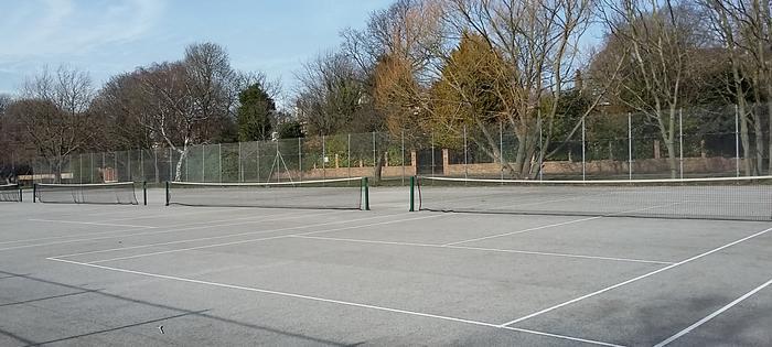 Princes Park courts