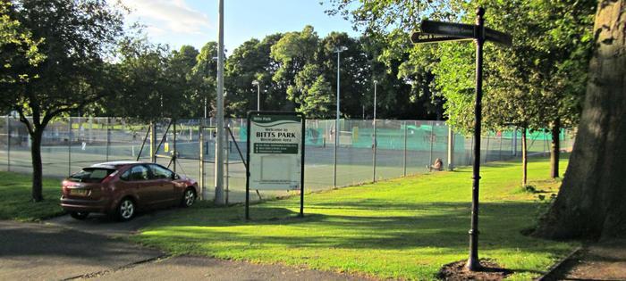 Bitts Park, Carlisle Pic David Liddle