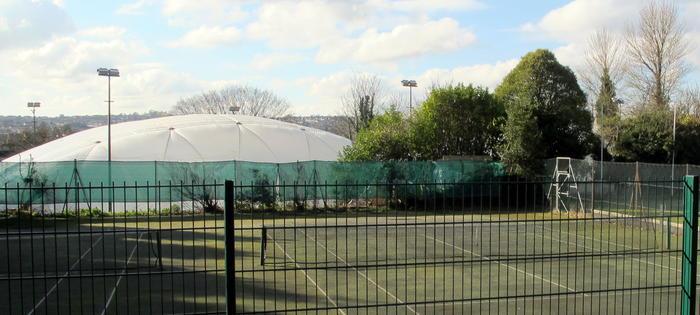 Excel Tennis, Royal Victoria Park