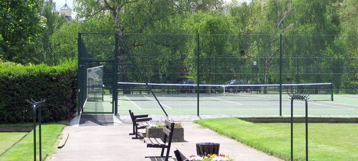 Clapham Common Courts