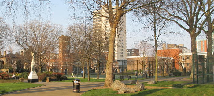 Poplar Recreation Ground