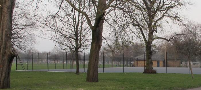 Victoria Park Tennis Courts