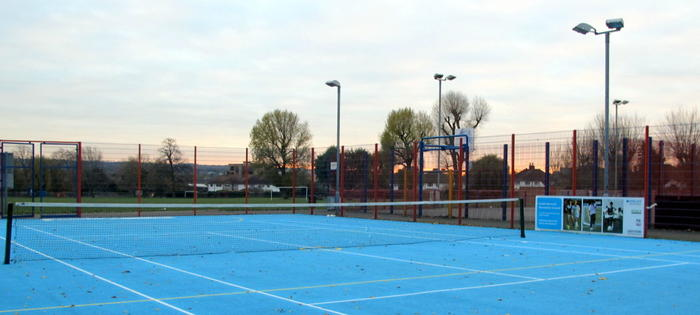 South Northwood Recreation Ground
