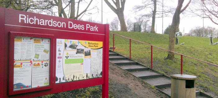 Richardson Dees Park