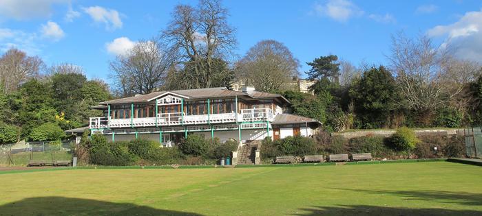 The Pavilion, Royal Victoria Park