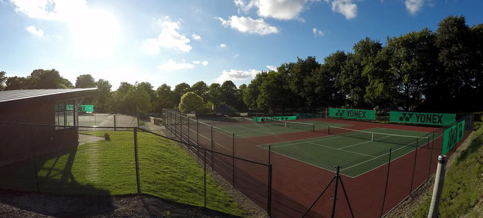 The new courts at Wantage